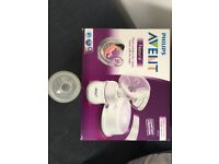 Philips Avent Natural Electric Breast Pump and extras. Pump bought for £115 selling for only £45