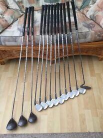 Left Hand Golf Clubs