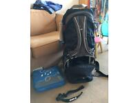 Littlelife Voyager baby carrier rucksack backpack. Great Condition.