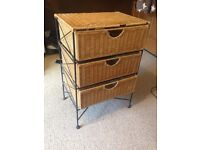 2 sets of drawers for sale