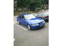 Blue MG ZS Perfect Drive
