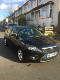 2009 Ford Focus 1.6 Zetec, Petrol, Manual, 5 door Hatchback, HPI Clear and with Full service History