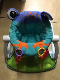 Fisher-Price Sit-Me-Up Floor Baby Seat
