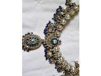 Stunning statement jewellary