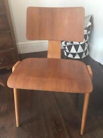 Pair of vintage Robin Day Hillestack chairs
