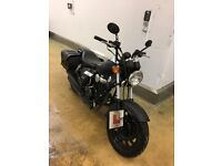 Keeway superlight 125cc on hold