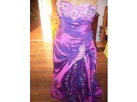 Prom Dress size 10/12