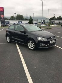2015 Volkswagen Polo SE - Good price and Low mileage