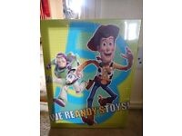 Toy Story canvas
