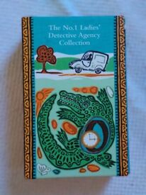 Alexander McCall Smith No. 1 Ladies' Detective Agency Series collection (4 books) - unwanted present
