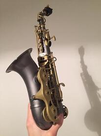 Trevor James curved soprano sax