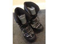 Child's Gotcha Snow Boots, Size 12