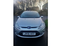 Ford Fiesta 1.4 TDCi Zetec, Full MOT and Service History