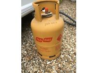 13kg flo Gas Approximately 1/2 Full great value £20