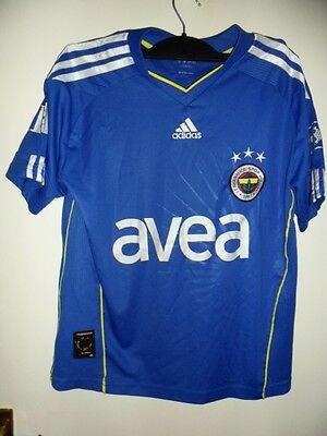 Fenerbahce 2010 2011 away  shirt  XS