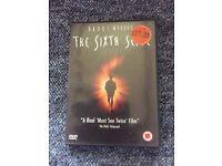 The Sixth Sense DVD