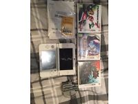 New Nintendo 3DS XL Pearl White for *sale*