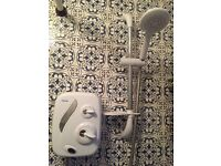 Thermostatic Power Shower Triton AS2000XT