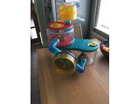 Rotastack system - Hamster home / cage