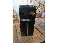 PACKARD BELL PC TOWER, 500GB HD, 4 GB MEMORY, WINDOWS 7