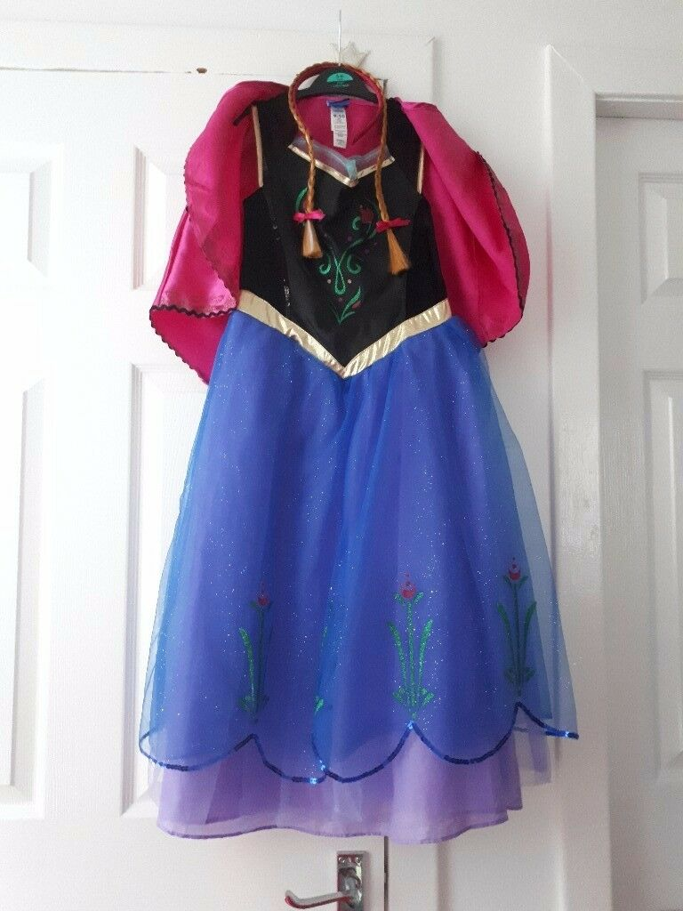 Disney elsa and anna costume