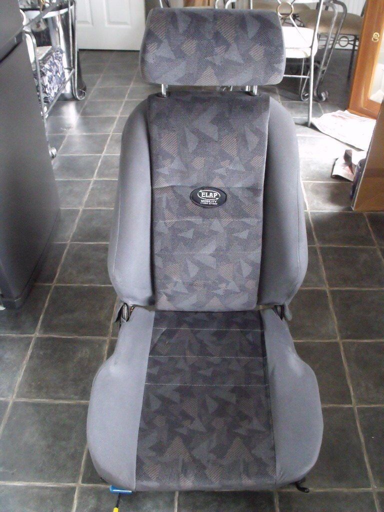 Elap Rotating Swivel Car Seat For Mobility Disability Adapted Vauxhall Corsa C