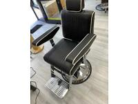 Barber chairs (2 brand new unused)