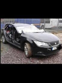 2017 seat Leon parts breaking bcg black