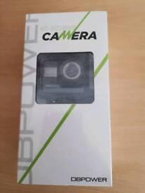 Dbpower N6 4k action camera