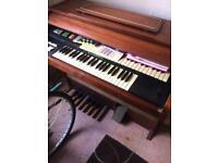 Hammond organ vgc poss deliv
