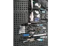 Bicycle mechanic tools various