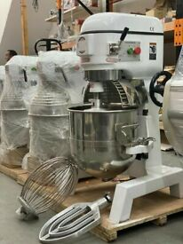 Floor Standing Planetary Mixer 40Ltr Three Phase