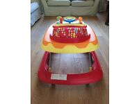 Chicco baby walker for sale in excellent condition