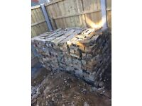 Reclaimed old stock bricks!!!!