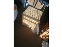 IKEA Hol Wooden storage box for