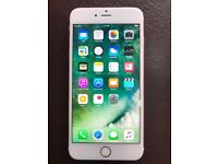 IPhone 6S Plus Rose Gold 16gb Factory Unlocked with accessories - Mint Condition