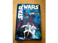 STAR WARS - VINTAGE STAR WARS adventures from luke skywalker book