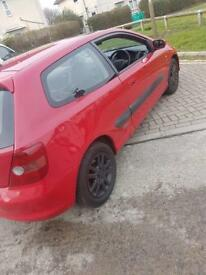 Honda Civic 1.6 vetec sports