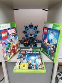 Lego Xbox 360 bundle.