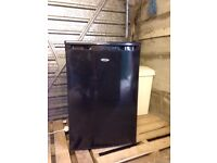 *NEAR NEW* LOGIK Black Undercounter Freezer