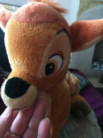 Bambi soft toy - Disneyland Resort