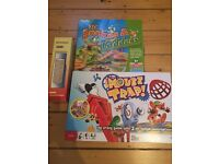 Kids board games for sale - excellent condition