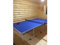 Butterfly Easifold Indoor Tennis Table
