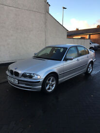 BMW 318i - exccelente condition - 8 month MOT available - 3 keys