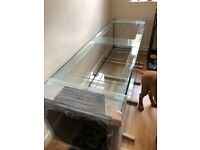 Large fish tank 7x2x2 with sump