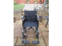 Roma Wheelchair- in good condition
