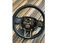 Range Rover evoque 2013 steering wheel