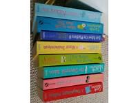 8 Books Carol Matthews