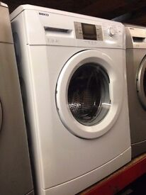 BEKO 7KG 1300 SPIN A++ WASHING MACHINE WHITE RECONDITIONED