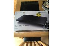 Samsung Ultra hd blu-ray player UBD-K8500
